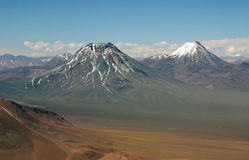 Andes Mountains, Chile Stock Photo