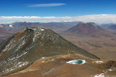 Free Andes Mountains, Chile Royalty Free Stock Photos - 5137898