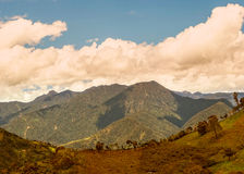 Andes Mountains, Cordillera Occidental Stock Photos