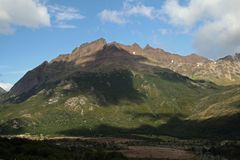Andes Mountains, Ushuaia 2 Stock Photos