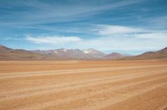 The Andes, near Atacama (Chile) Stock Photos