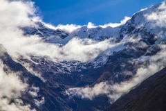 Andes Peak #2 Stock Photography