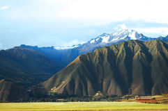 Andes - Peru Royalty Free Stock Images
