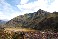 Andes - Peru Royalty Free Stock Photography