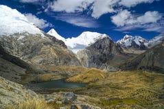 Andes peruanos Fotografia de Stock