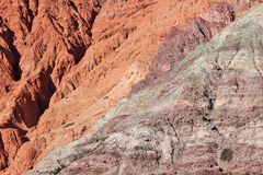 Andes region mountains background Stock Image