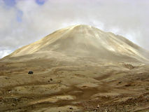 Andes Volcano Stock Images