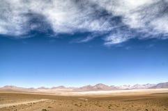 Andeshooglanden Stock Afbeelding