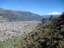 Andeslandschap Stock Foto