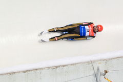 Andi Langenhan - luge Stock Photo