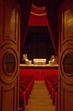Andiamo al teatro Immagini Stock