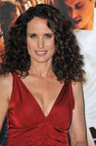 Andie Macdowell Royalty Free Stock Photo