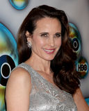 Andie Macdowell Stock Images