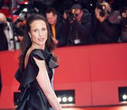 Andie MacDowell attends the `The Kindness Of Strangers royalty free stock images