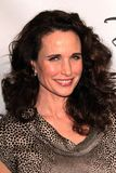 Andie MacDowell at the Disney ABC  Royalty Free Stock Photo