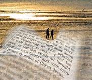 Andlig fred av varar besvärad arkivbild