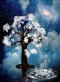 andlig tree Royaltyfria Foton