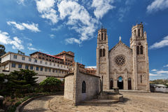 Andohalo cathedral, Antananarivo, Madagascar Royalty Free Stock Photography