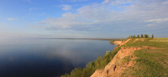 Andom Mountain, Lake Onega, Russia royalty free stock photo