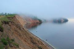 Andoma Mountain, Lake Onega, Russia Royalty Free Stock Image