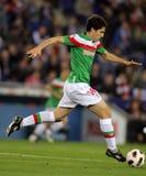 Andoni Iraola of Athletic de Bilbao Stock Photo
