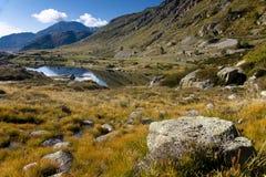 Andora de Pyreneeën Royalty-vrije Stock Foto