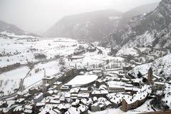 Andorra Royalty-vrije Stock Fotografie