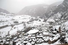 Andorra Fotografia de Stock Royalty Free