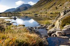 Andorra - de Pyreneeën Royalty-vrije Stock Afbeeldingen