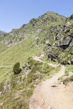 Andorra. Hills of the Pyrenees in Andorra Stock Image