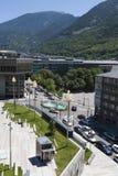 Andorra la Vella Royalty Free Stock Images