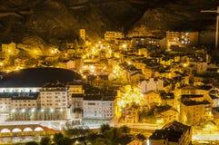 Andorra-La Vella-Dorf Lizenzfreie Stockbilder