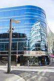 Andorra LaVella bank royaltyfri foto