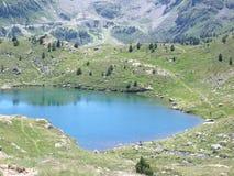 Andorra Llac Engolasters 2 Foto de Stock Royalty Free