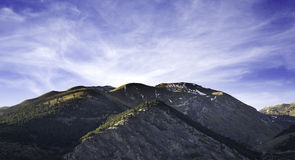 Andorra's mountains Stock Photography
