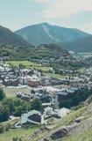 Andorra Spanje Royalty-vrije Stock Foto