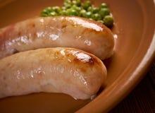 Andouillettte dish Stock Images