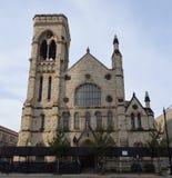 Andra presbyterianska kyrkan Arkivbild