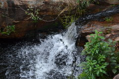 Andra vattenfall arkivfoton