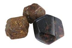 Andradite minerale Immagini Stock Libere da Diritti