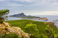 Andratx, Mallorca, Baleares, Spain. Beautiful view of Andratx, Mallorca, Baleares, Spain Stock Photo