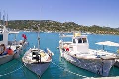 Andratx port marina in Mallorca balearic islands Royalty Free Stock Photo