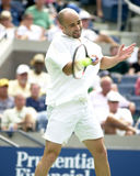 Andre Agassi Fotografia Royalty Free