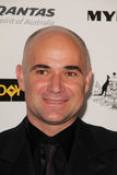 Andre Agassi Stock Photography
