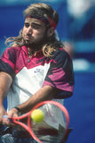 Andre Agassi Royalty Free Stock Photo