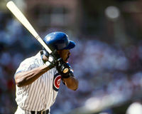 Andre Dawson, Chicago Cubs photo stock