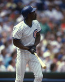Andre Dawson, Chicago Cubs photographie stock