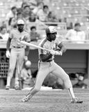 Andre Dawson. Montreal Expos superstar Andre Dawson. (Image taken from b&w negative Stock Images