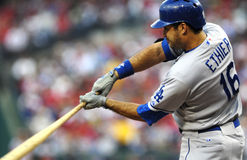 Andre Ethier Royalty Free Stock Photography