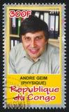 Andre Geim Immagine Stock